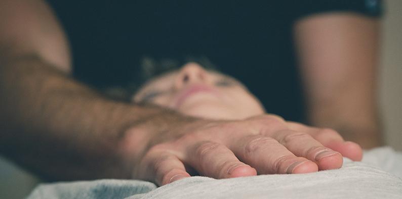 Viszerale Osteopathie Anwendung